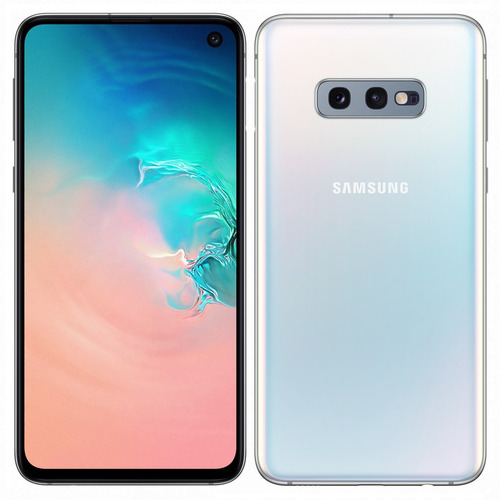 celular samsung galaxy s10e 128gb + 6gb ram solo at&t nuevo