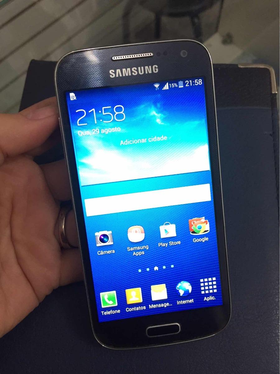 f4c61dcaf Celular Samsung Galaxy S4 Mini Gt-i9192 - R$ 329,90 em Mercado Livre
