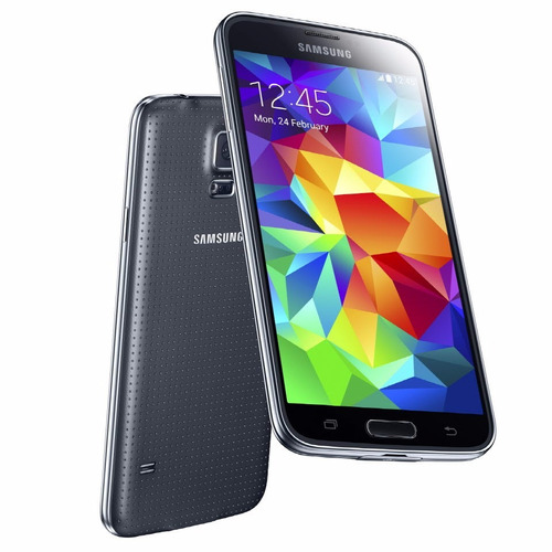 celular samsung galaxy s5 negro 16gb android caja sellada
