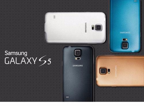 celular samsung galaxy s5 re acondicionado caja generica