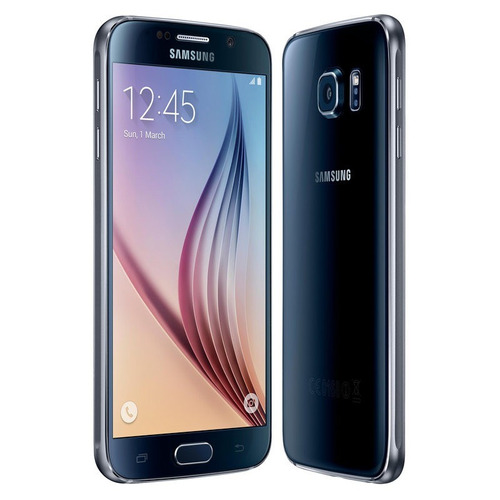 celular samsung galaxy s6 32gb 16mp azul power bank