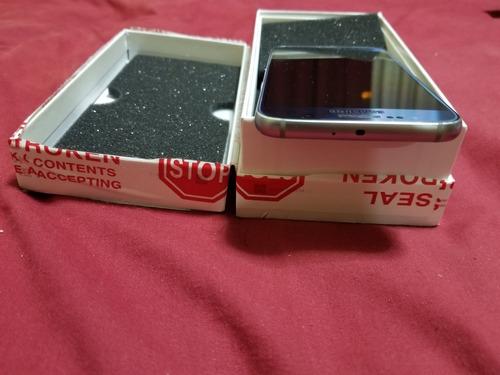 celular samsung galaxy s6 32gb negro sm-g920a libre con caja