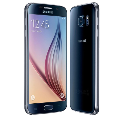 celular samsung galaxy s6 32gb red 4g lte negro