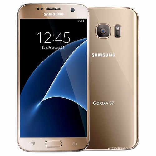 celular samsung galaxy s7 32gb 4g 12mp liberado gold