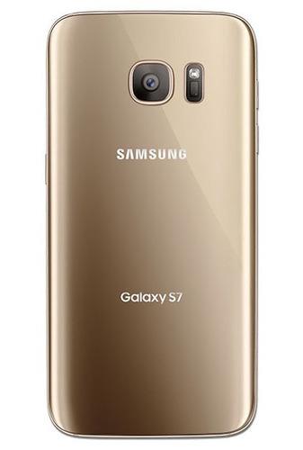 celular samsung galaxy s7 32gb 4g gold en caja + wireless