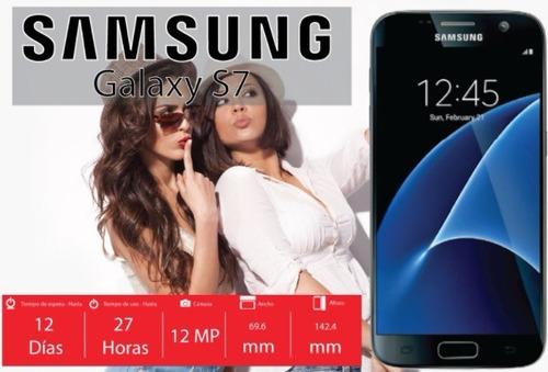 celular samsung galaxy s7 32gb  4g lte liberado