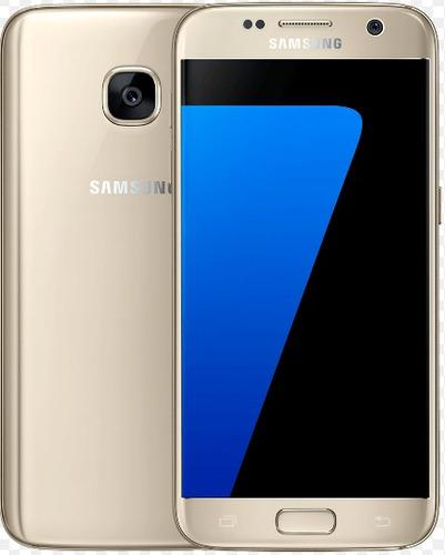 celular samsung galaxy s7 32gb 4g ram dorado original usado
