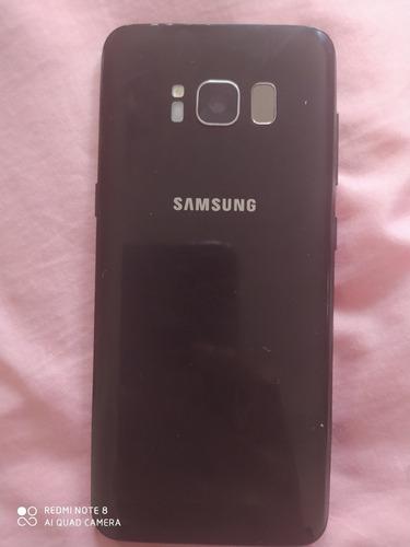 celular samsung galaxy s8 64gb color negro