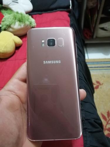 celular samsung galaxy s8 normal para piezas display no sirv