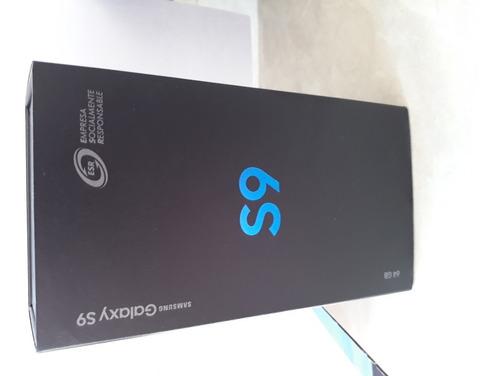 celular samsung galaxy s9 / 64 gb nuevo de paquete