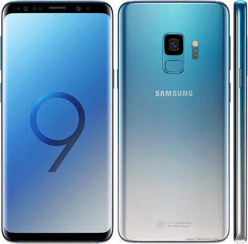 celular samsung galaxy s9 64gb 4gb ram dual sim sellado