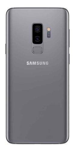 celular samsung galaxy s9+ 64gb libre titanium gray