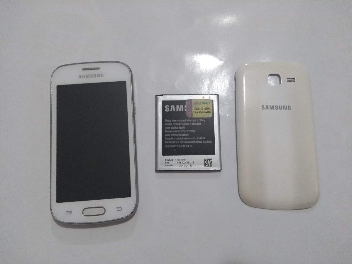 Celular Samsung Galaxy Trend Lite - Funciona Whatsapp