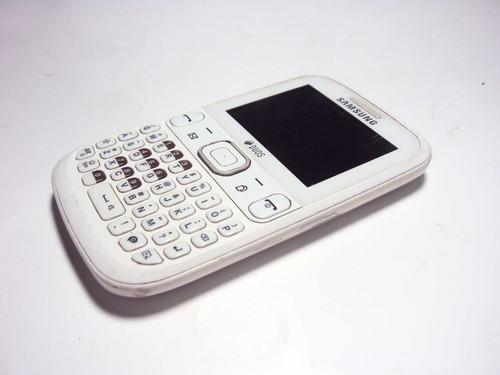 celular samsung gt - e2262 duos  -  leia anuncio
