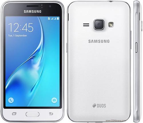 celular samsung j1 2016, 1gb de ram, 8gb de rom, 5 mpx