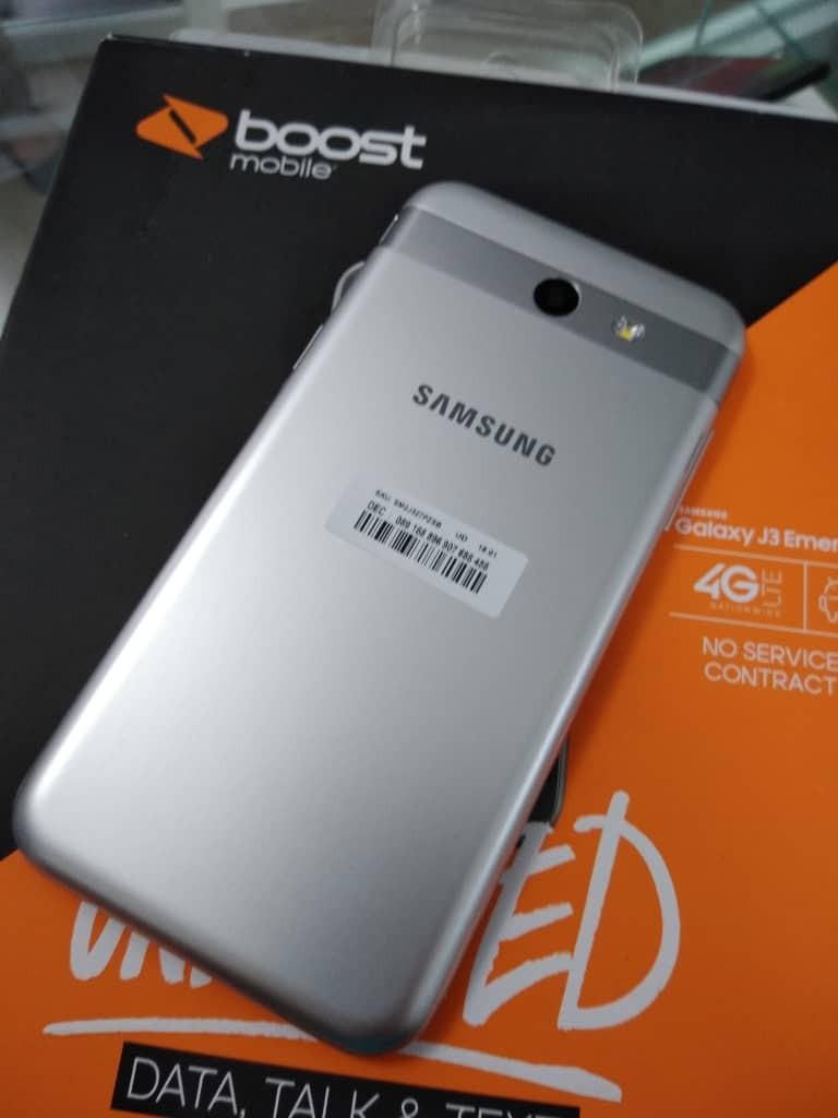 Celular Samsung J3 2018