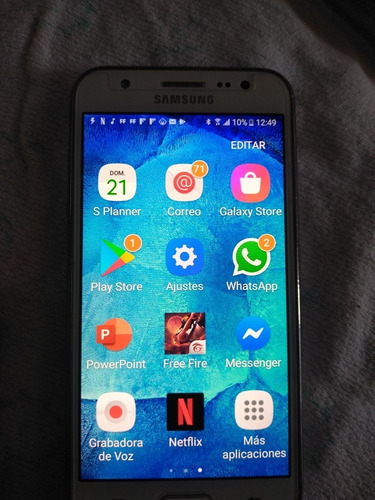 celular samsung j5 con factura original de la samsung