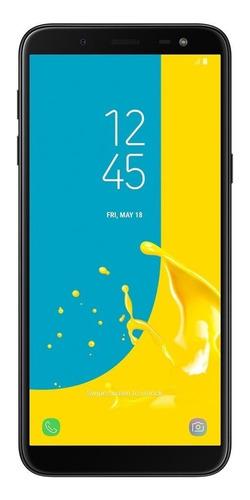 celular samsung j6 galaxy preto 32gb 2gb ram tela 5.6'' tv