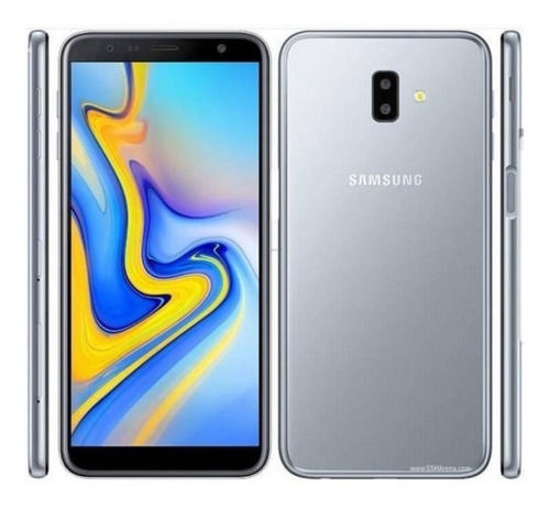 celular samsung j6 plus 32gb 3gb 13mp dual sim 4g c/factura