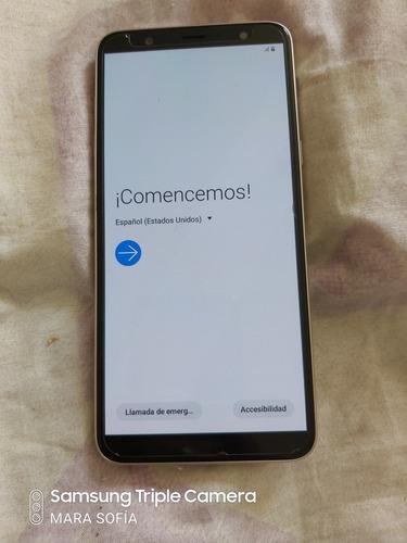 celular samsung j8 dorado