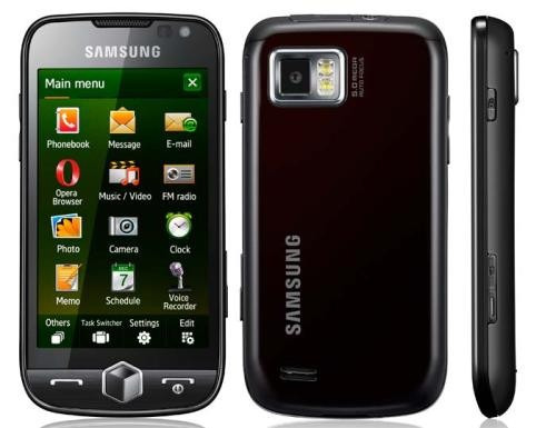 celular samsung omnia i8000