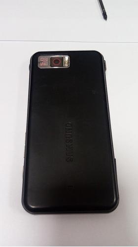 celular samsung onmia sgh i900l con lapiz funda y cargador