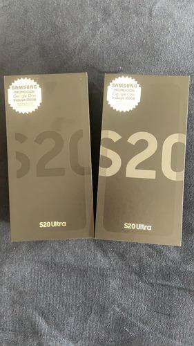 celular samsung s20 ultra 128gb