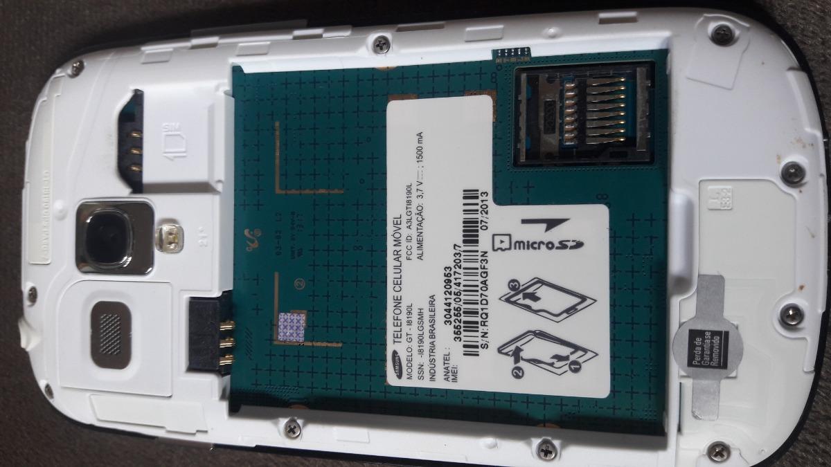 0f1f1f1b663 celular samsung s3 mini tela quebrada trocar e usar barato. Carregando zoom.