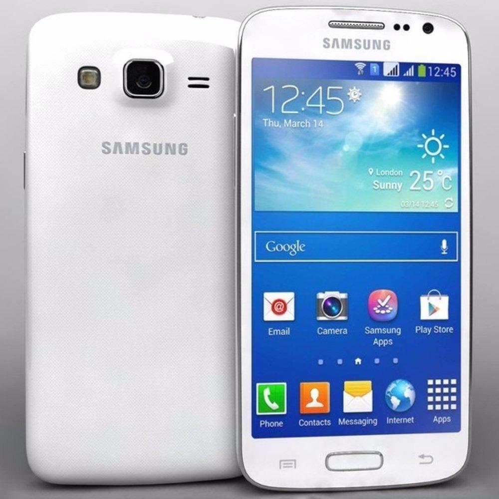 2ca2e5c98b8 celular samsung s3 slim g3812 dual chip 3g branco seminovo. Carregando zoom.