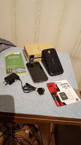 celular samsung s4 16 gb + 32 gb usado liberado envío gratis