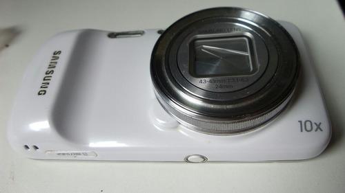 celular samsung s4 zoom em peças leia abaixo tela flash 6