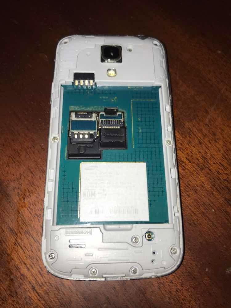646ae4de376 Celular Samsung S4mini Tarjeta Lógica Dañada - Bs. 5.000,00 en ...