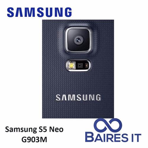 celular samsung s5 neo g903m - libre - nuevo - local