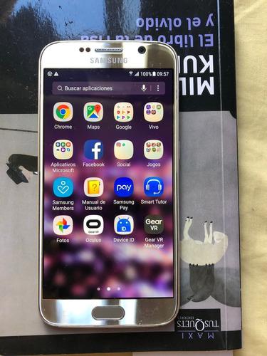 celular samsung s6