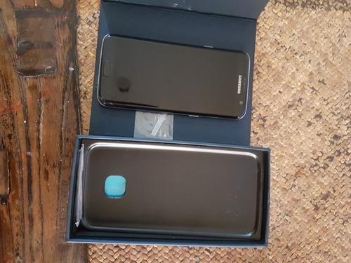 celular samsung s7edge , liberado , modulo roto , en caja ,