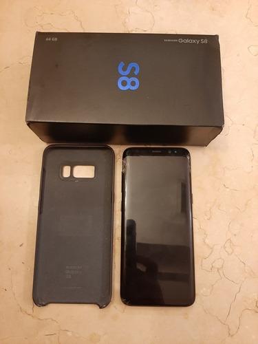 celular samsung s8 64g liberado. a reparar