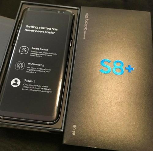 celular samsung s8 plus nuevo 64g