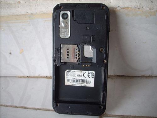 celular samsuns gt s5233t para piezas reparar deshuese