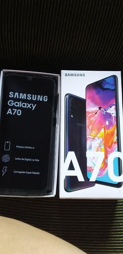 celular samung galaxy a70.com 128gb