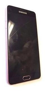 celular sansung a5 2016 rose display quebrado não acende