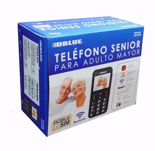 celular senior 3 edad,con teclas.