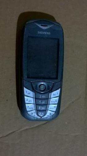 celular siemens cx65, usado