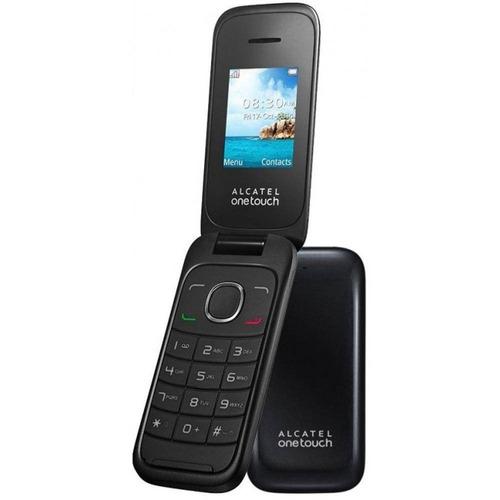 celular simples alcatel 1035d flip 2 chips abre fecha novo