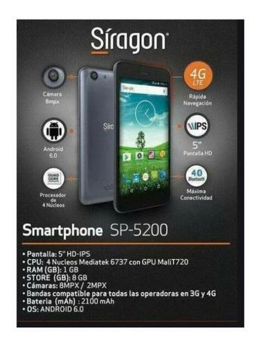 celular siragon sp 5250