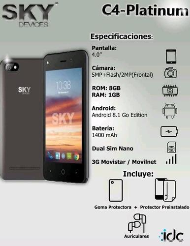 celular sky c4