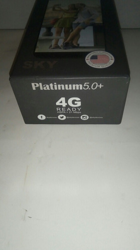 celular sky device platinum 5.0+ (80 us)
