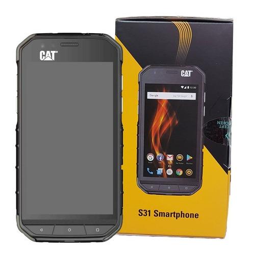 celular smart cat caterpillar s31 dual chip 16gb tela 4.7'