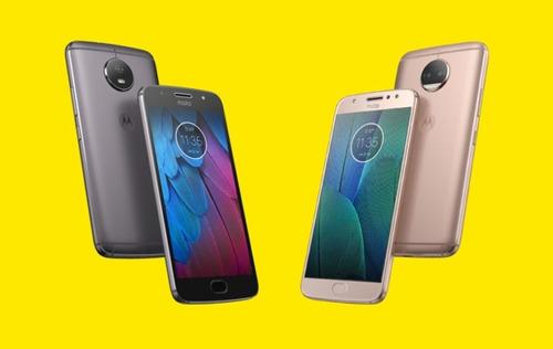 celular smart phone motorola moto g5s nuevo y sellado,