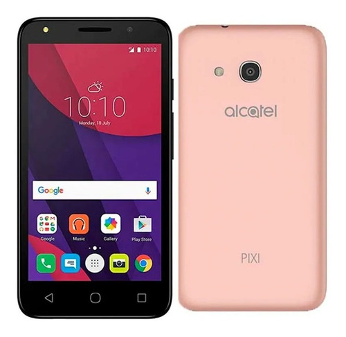 celular smartphone alcatel pixi 4 16gb lte desbloqueado 8mp