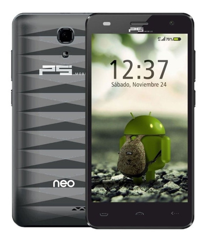 celular smartphone android go 4g ps neo quad core 1.3 ghz
